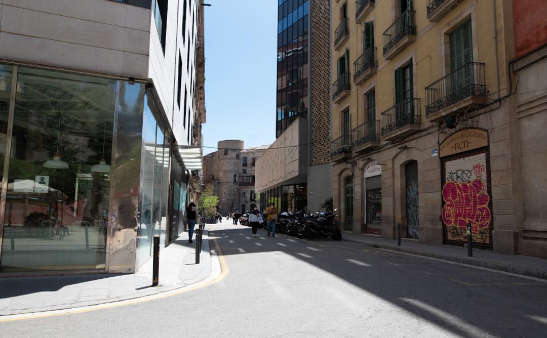 carrer Capellans,