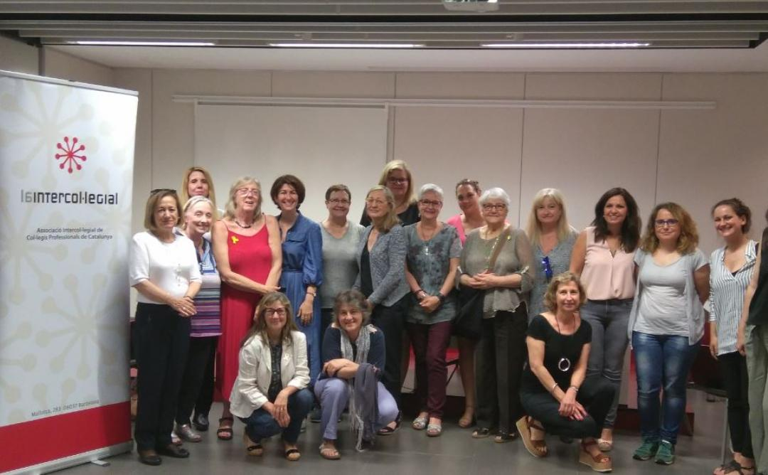 El COAC participa en la constitució de la Comissió de Dones i d'Igualtat de l'Associació Intercol·legial