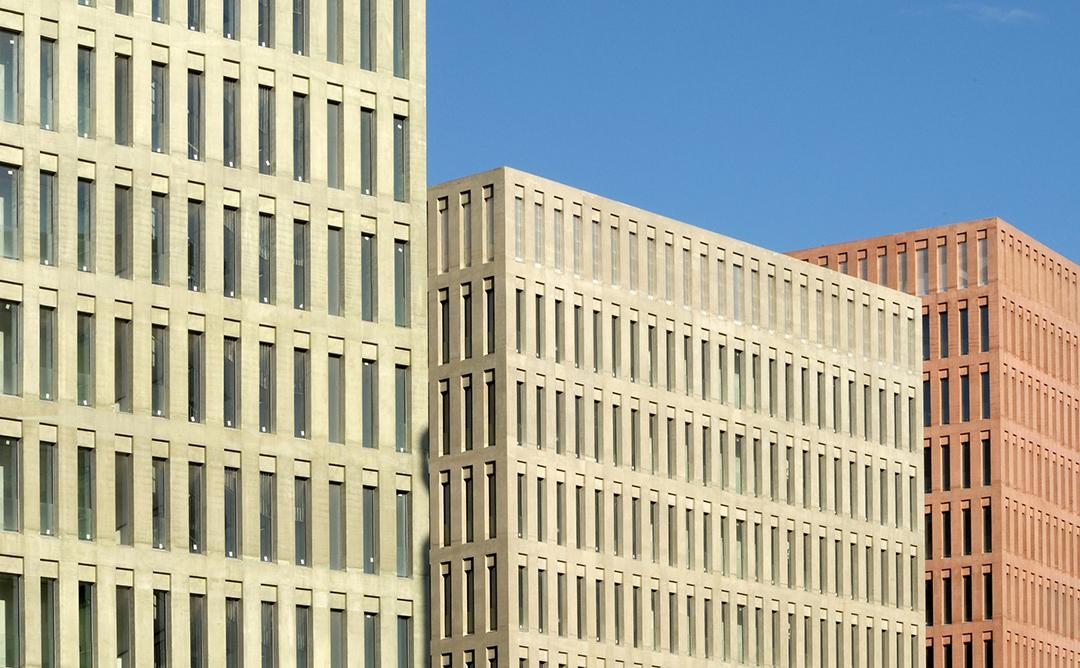 Ciutat de la Justícia de Barcelona i L'Hospitalet