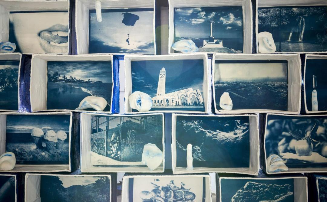"""imatges Exposició: """"Voluntat i Mirada"""""""