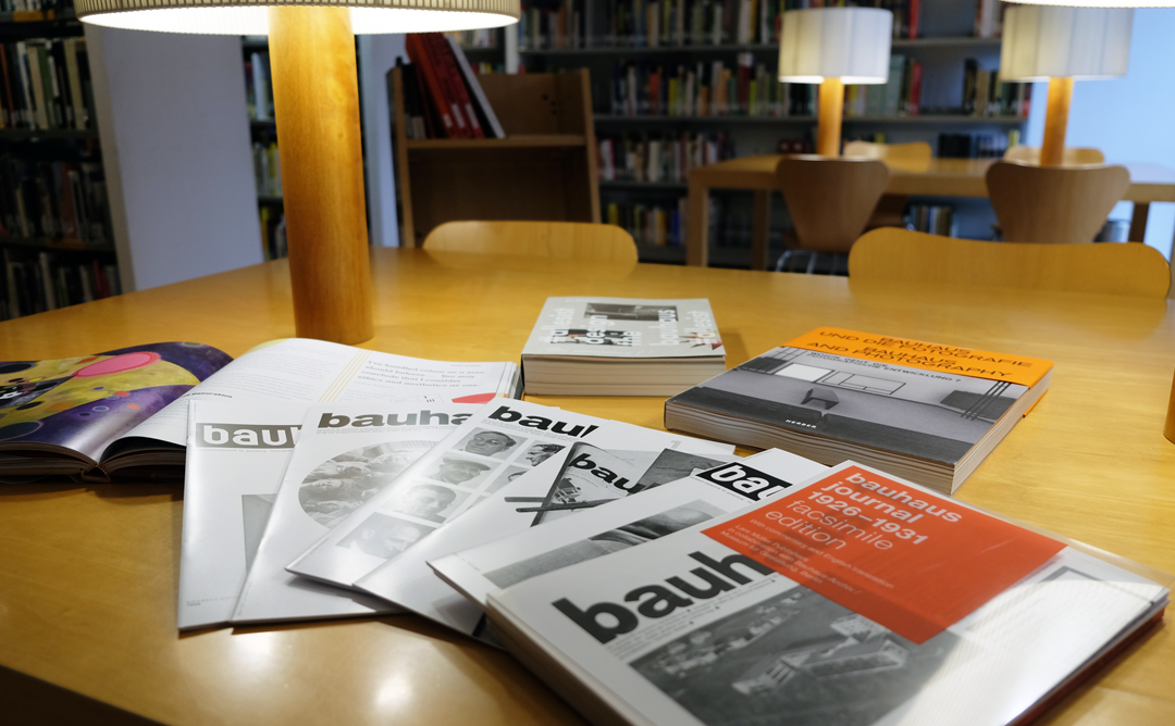les novetats sobre la Bauhaus, l'any del seu centenari