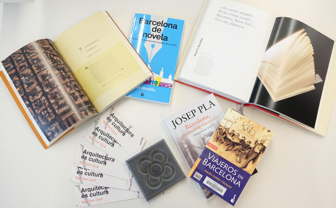 Sant Jordi 2019: Cinc llibres per recórrer la Barcelona més literària