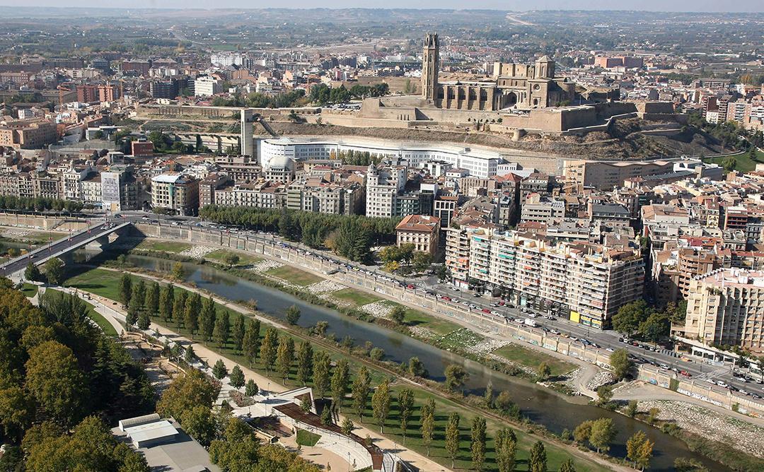 Ciutat de Lleida