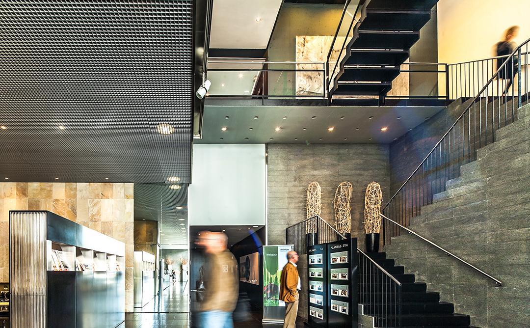 Proyectar hotel siglo XXI arquitectura