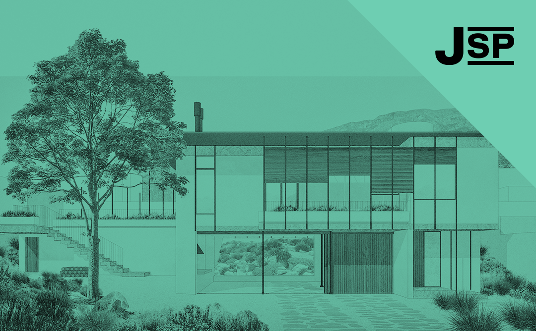 Ilustracio casa moderna