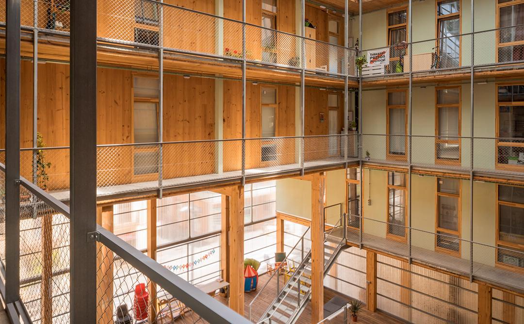 Les arquitectes de Lacol, guardonades als W Awards 2021