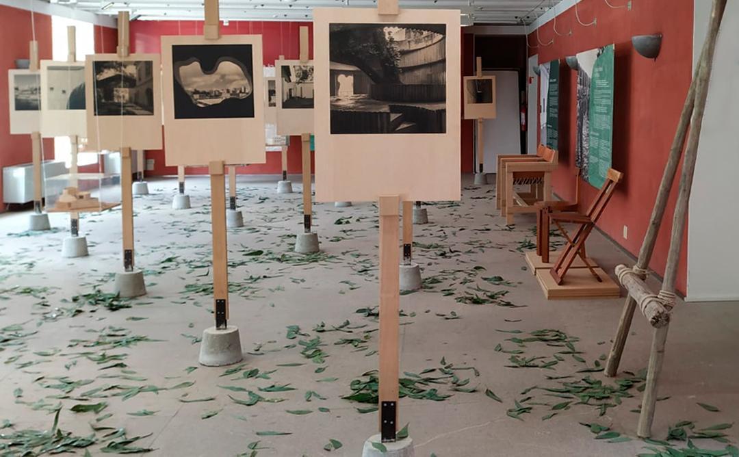 "exposició  ""Lina Bo Bardi a Bahia"""