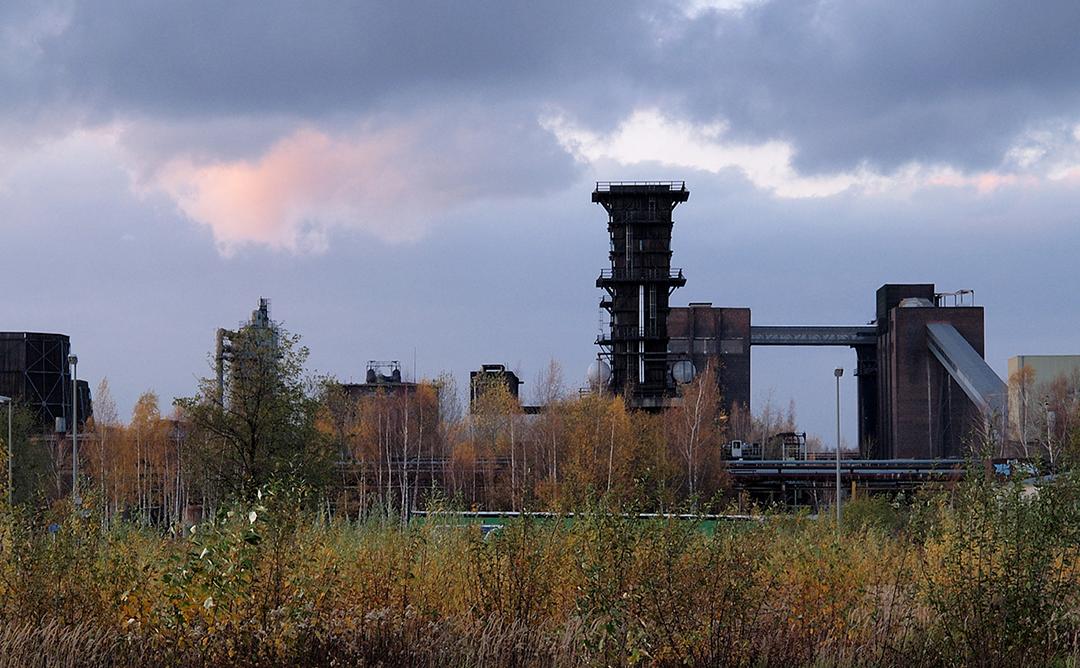 """Jornada: """"Gramàtiques del patrimoni industrial. La reinvenció de ciutats i regions"""""""