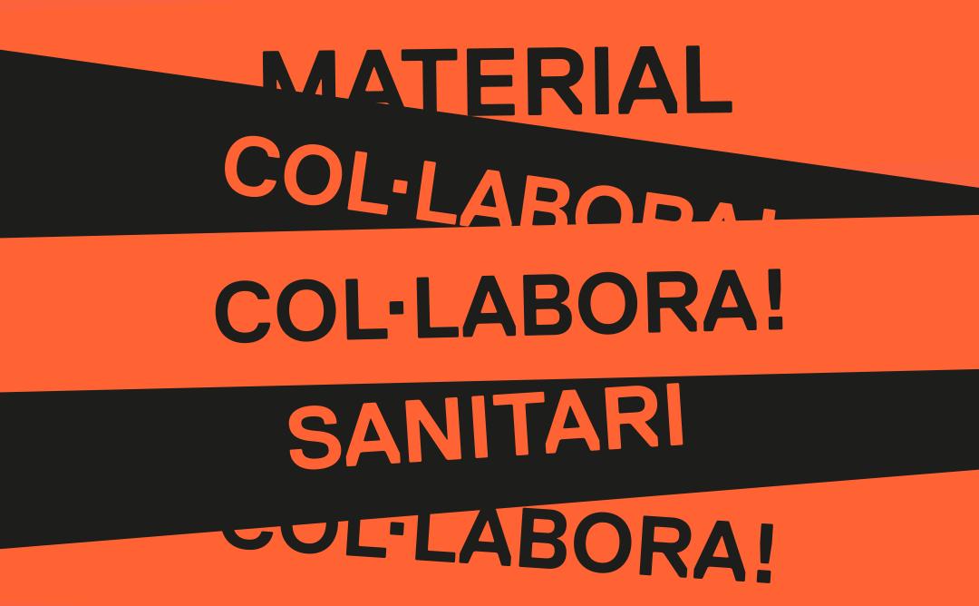 Col·labora en la producció de material sanitari