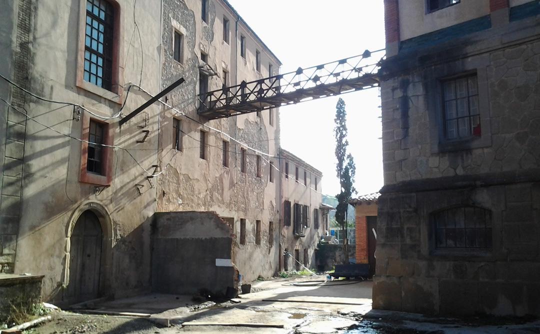 Nous usos del patrimoni industrial del Cardener a Manresa