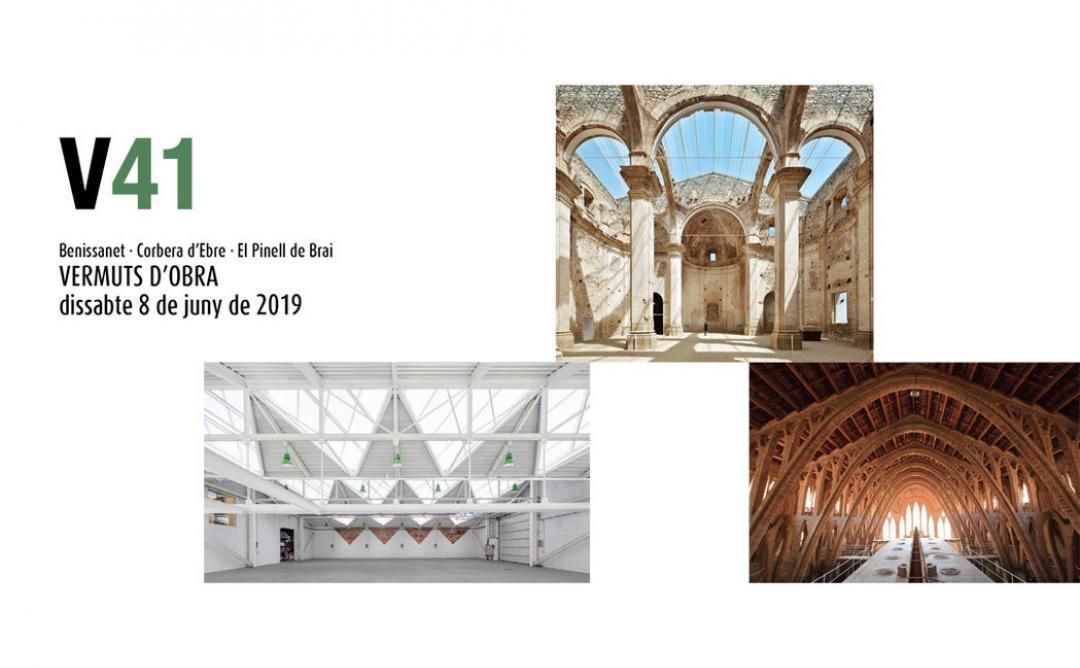 Vermuts d'Obra 41 - Visita a Benissanet, Corbera d'Ebre i el Pinell de Brai