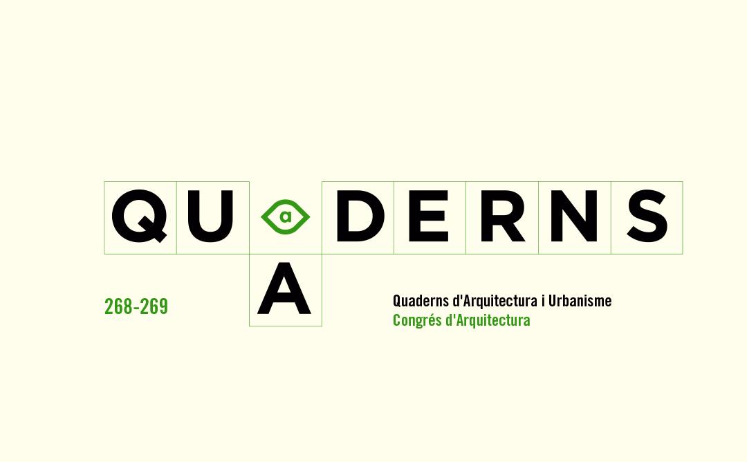 El Congrés d'Arquitectura, protagonista del nou número de la revista Quaderns