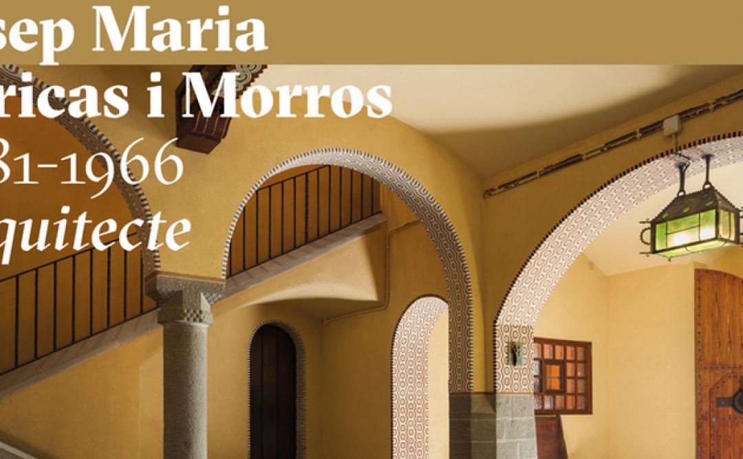Josep Maria Pericas i Morros. Arquitecte