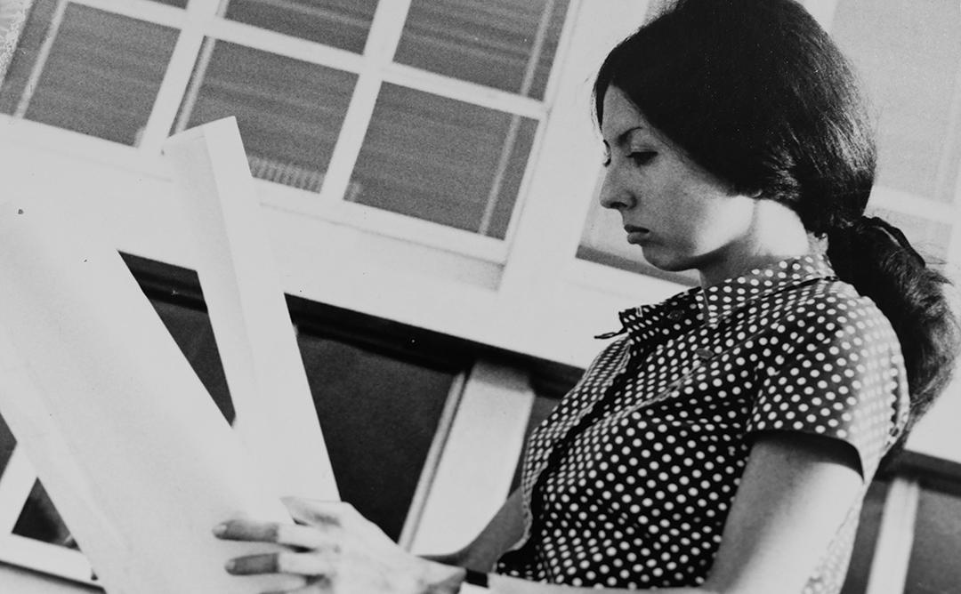 Mercedes Serra-Barenys, en una imatge d'arxiu