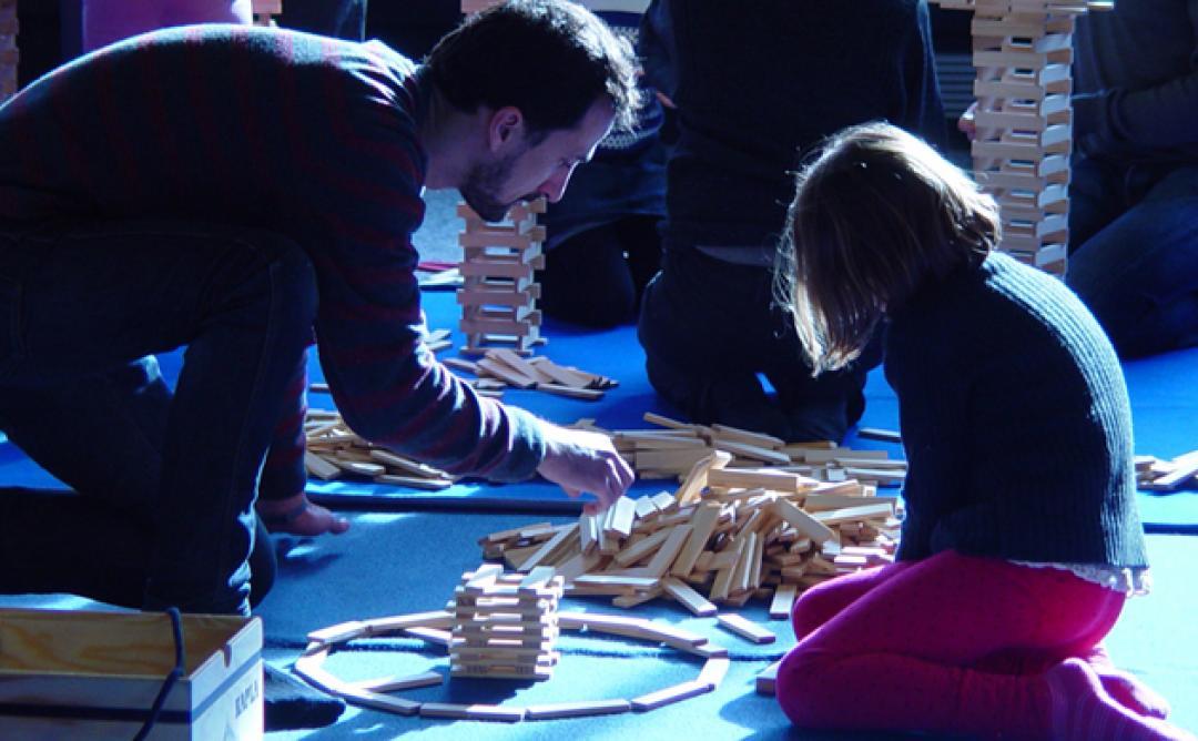 Tornen al COAC els tallers infantils d'arquitectura i ciutat