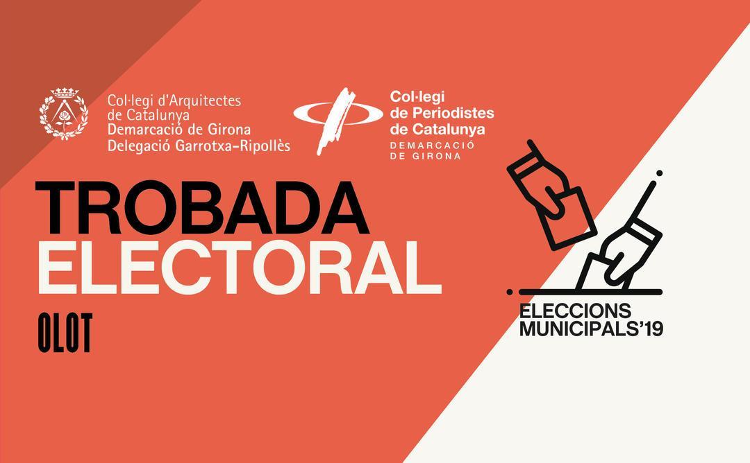 Eleccions municipals 2019 | Trobada amb els candidats d'Olot