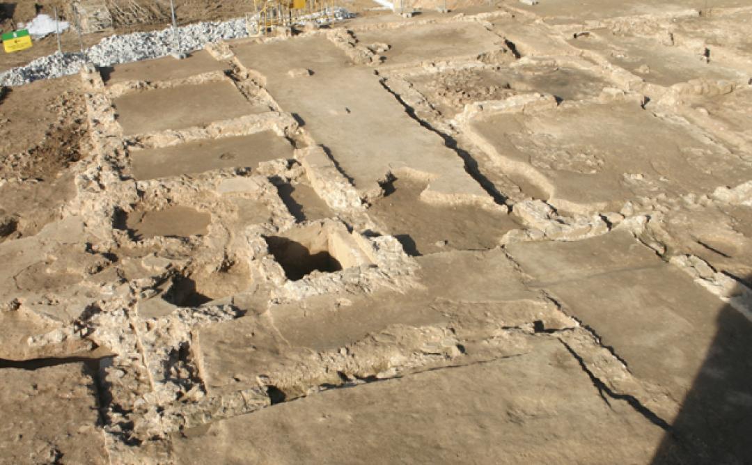 La Vil·la romana del Pont del Treball