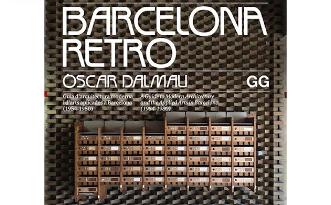 """Presentació del llibre """"Barcelona Retro"""" d'Oscar Dalmau"""
