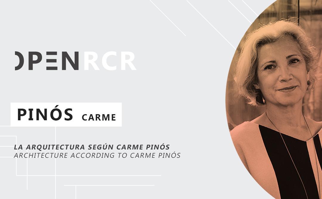 Open RCR Carme pinós