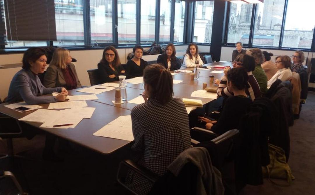 Tret de sortida al Grup Obert de Dones Arquitectes
