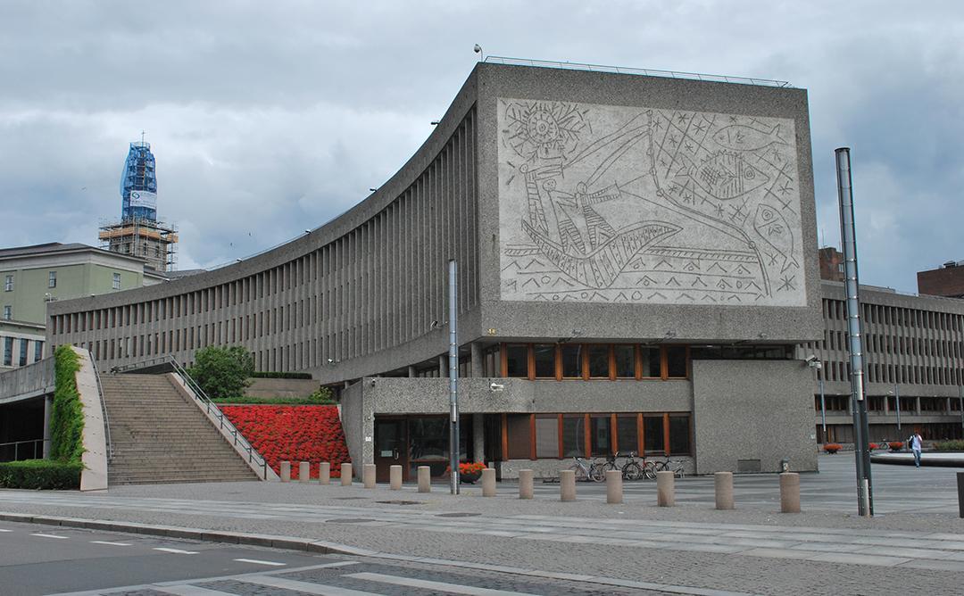 edificio Y-block
