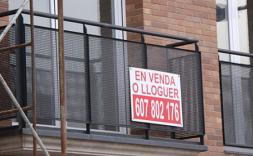 Catalunya té un estoc de més de 79.000 habitatges nous