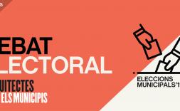 Eleccions Municipals 2019: Debat amb les candidatures de Vic