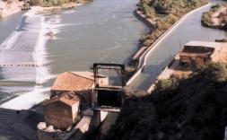 Visita al patrimoni industrial vora el riu Ebre (Flix i Xerta) i excavacions a la Catedral de Tortosa