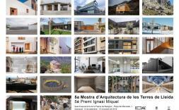 Exposició de la 5a Mostra de les Terres de Lleida i 5è Premi Ignasi Miquel, a Balaguer