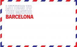 """Assamblea en el marc de l'exposició """"cartes a l'alcaldessa"""""""