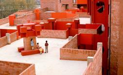 Terrat edifici barri gaudí