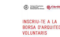 Nova Borsa d'Arquitectes Voluntaris