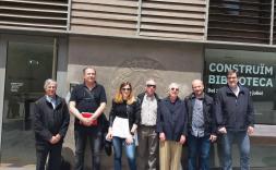 Constitució de la nova Junta Directiva de la Demarcació de les Comarques Centrals