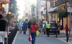 Carrers Renovades a Ciutat Colonial de Santo Domingo