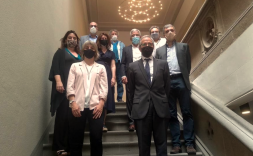 El COAC signa un conveni amb l'Ajuntament de Granollers per al foment de la rehabilitació i l'eficiència energètica
