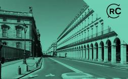 Fotografia d'un carrer de França