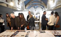 Exposició de la 5a Mostra d'Arquitectura de les Terres de Lleida i del Premi Ignasi Miquel
