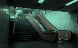El metro invisible de Belgrad