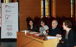 Presentació dels Premis Puig i Cadafalch