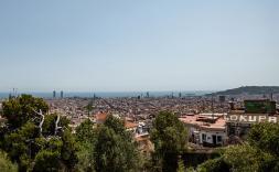 """Presentació del llibre """"On the road city. Barcelona"""""""