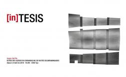 InTesis: Estudi des glèises en cornaenclinc de voutes escarramingades