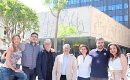 Presa de possessió de la nova Junta Directiva de la Demarcació de Barcelona