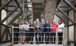 Presa de possessió de la nova Junta Directiva de la Demarcació de Girona