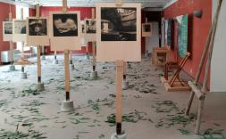 """exposición """"Lina Bo Bardi a Bahia"""""""