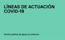 Líneas de actuación y acción política del COAC