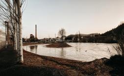 Imatge d'un llac