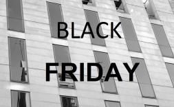 black friday arquitectura