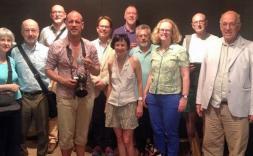 La C20 Society anglesa visita Girona