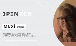 Open RCR Zaida Muxí