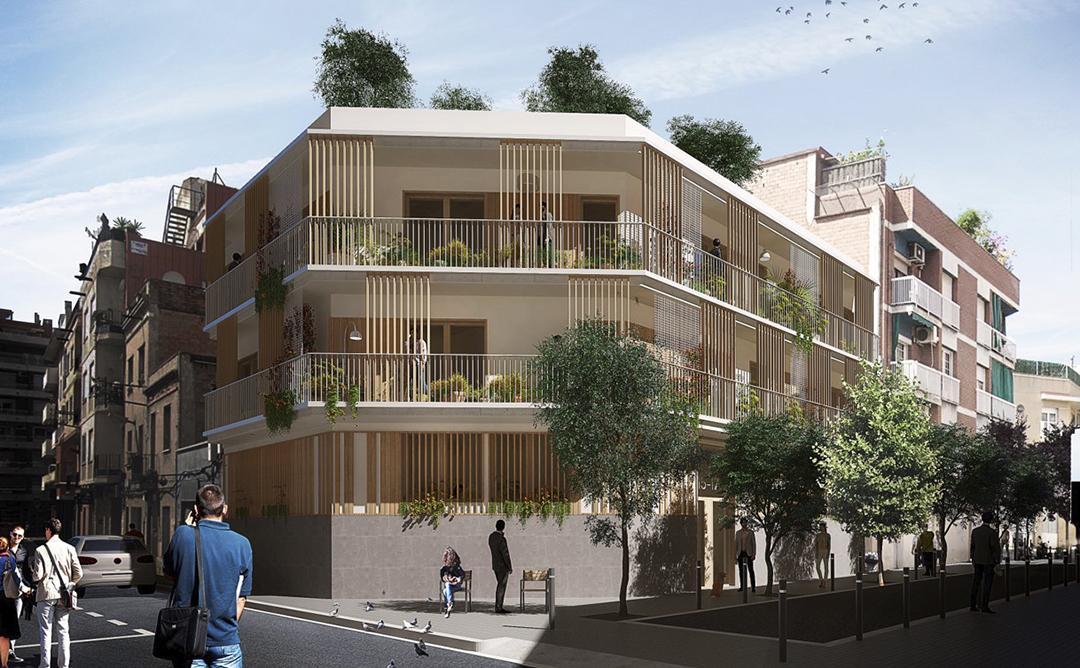 Sostenibilitat i instal·lacions innovadores i eficients en habitatges plurifamiliars. Metodologia i casos d'èxit.